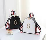 Стильный женский мини рюкзак, фото 2