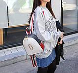 Стильный женский мини рюкзак, фото 7