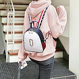 Стильный женский мини рюкзак, фото 8
