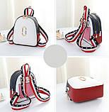 Стильный женский мини рюкзак, фото 9