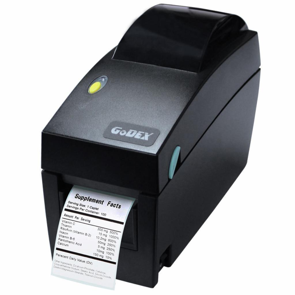 Принтер этикеток Godex DT2 / DT2x (011-DT2162-00A), фото 1