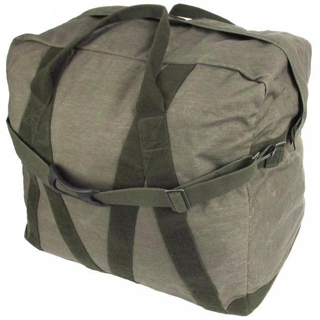 Транспортировочная сумка армии Бундесвера олива 130литров
