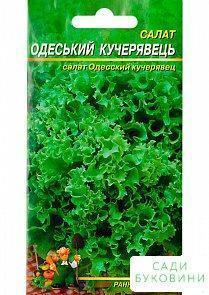 Салат 'Одесский кучерявец' ТМ 'Весна' 1.5г