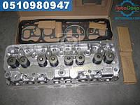 ⭐⭐⭐⭐⭐ Головка блока ГАЗЕЛЬ ( двигатель УМЗ 4216) с клапаннами с прокладкой и крепежами Евро-3 под ГБО (пр-во УМЗ) 4216.1003001-20