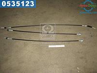 ⭐⭐⭐⭐⭐ Трос ручного тормоза ГАЗ 3302 (передний + 2 задних) (покупн. ГАЗ) 3302-3508800