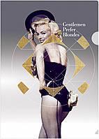 Папка-уголок Axent Marilyn Monroe А4 (1471-01-А)
