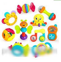 Набор погремушек (10 шт.) Huile Toys 939