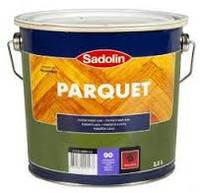 Лак для паркета Sadolin PARQUET (Садолин Паркет) 2,5л