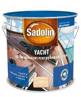 Яхтный лак Sadolin Yacht (Садолин Яхт) 10л