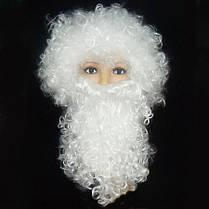 Набор Деда Мороза (парик, борода)