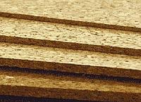 Пробковый лист 940*635 крупнозернистый высокой плотности 15мм