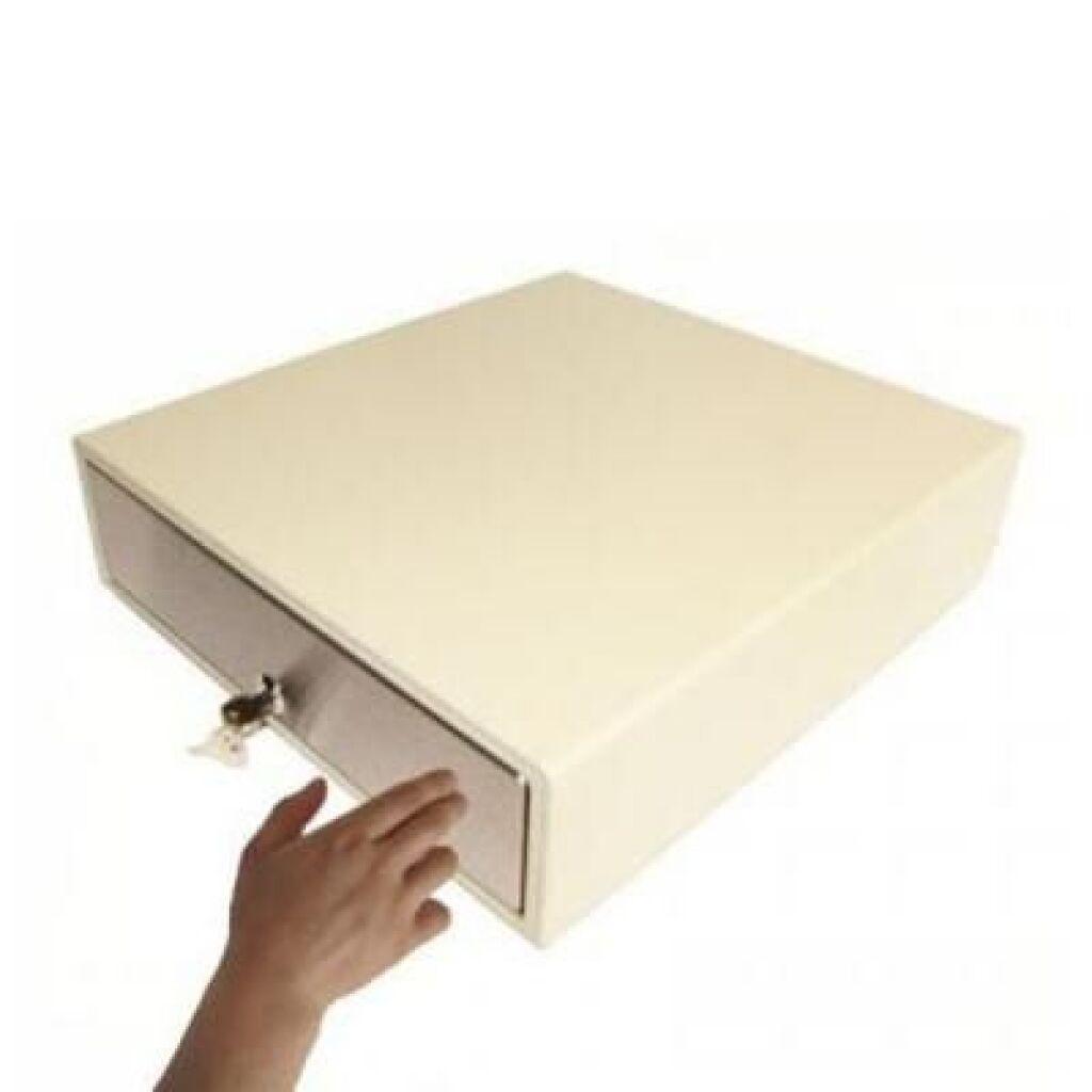 Денежный ящик HPC System HPC-13S (Push-Push) Wh
