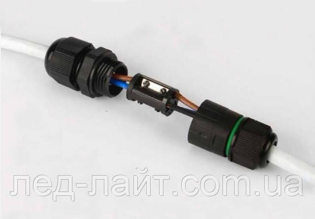 подводный соединитель кабеля IP68
