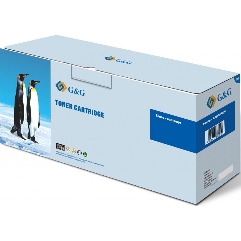 Картридж G&G для Xerox Phaser 3117/3122/3124/3125 Black (3K) (G&G-106R01159)