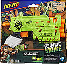 Бластер Нерф Зомби Страйк Квадрот NERF Zombie Strike Quadrot, фото 2
