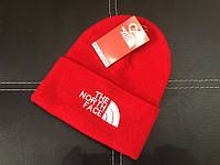 Шапка The North Face shovel red