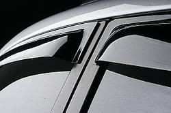 Дефлектора окон FORD S-MAX, 10-, темный, 4дв.
