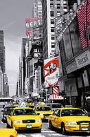 Фотошпалери на стіну: Тайм Сквер, 115х175 см