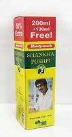 Шанкха Пушпи Shankha Pushpi сироп Бадьянатх, улучшение памяти, 200+100 мл