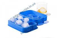 Форма для льда - круглый для виски, 180x125x(H)50 мм