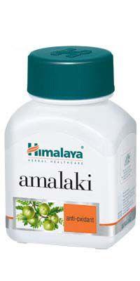 Амалаки Хималая (Amalaki, Himalaya), омолаживающее, тонизируещее, для долголетия, 60 капс