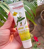 Патанджали крем от трещин на пятках, Crack Heal cream, Patanjali, 50 г.