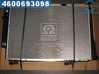 ⭐⭐⭐⭐⭐ Радиатор MB W202(C)  MT/AT +AC 96- (Van Wezel)