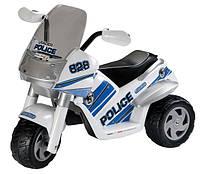 Детский мотоцикл RAIDER Police Peg Perego 6V