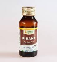 Масло Пирант (Pirant Oil, Maharishi Ayurveda) при артрите, 50 мл