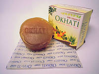 Аюрведическое мыло Okhati
