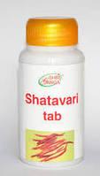 Шатавари Шри Ганга Shatavari Shri Ganga, 120 таб., для женского здоровья