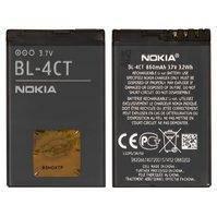 Аккумулятор BL-4CT для мобильных телефонов Nokia 2720, 5310, 5630, 6600f, 6700s, 7210sn, 7230, 7310sn, X3-00, Li-ion, 3,7 В, 850 мАч