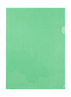 Папка-уголок А4 зеленая арт.(1401-26-А) Axent.