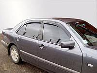 Дефлектора окон Mercedes E-Class 1995-2001 W210