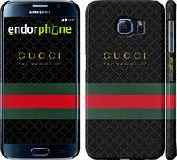 "Чехол на Samsung Galaxy S6 G920 Gucci 1 ""451c-80"""