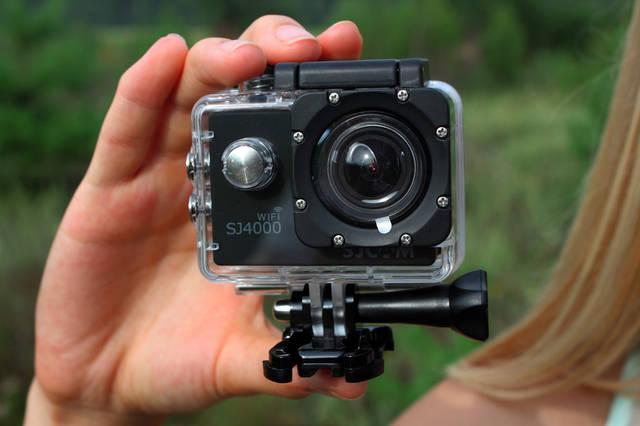 SJCAM SJ4000 Wi-Fi NEW - фотообзор 37
