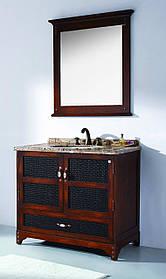 Комплект мебели для ванной CRW GA017