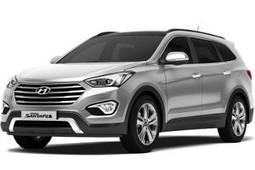 Чехлы Hyundai Santa Fe 2013-