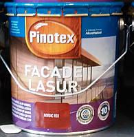 Антисептик PINOTEX FACADE LASUR, 3л.