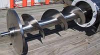 Высокого качества транспортер шнековый, шнековый транспортер нержавеющий, винтовой нержавеющий конвейер, шнек, фото 1