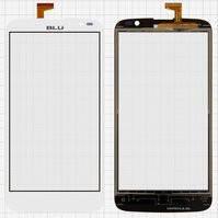 Сенсорный экран для мобильных телефонов BLU D790U Studio G; Gigabyte GSmart Roma RX, (обязательно читайте полезные советы), белый