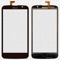 Сенсорный экран для мобильных телефонов BLU D790U Studio G; Gigabyte GSmart Roma RX, (обязательно читайте полезные советы), черный