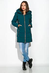 Куртка женская 120P0198 (Темно-бирюзовый)