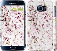 "Чехол на Samsung Galaxy S6 G920 Сирень 3 ""2226c-80"""