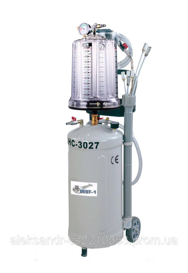 Best HC-3027 - Установка вакуумного отбора масла с предкамерой