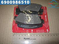 ⭐⭐⭐⭐⭐ Колодки тормозные дисковые (R) HYUNDAI / KIA (пр-во SPEEDMATE, Korea) SM-BPH042