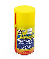 Спрей с растворителем MECHANIC OCA 883 (300 гр.) для удаления клея и обработки поверхностей