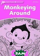 Monkeying Around. Activity Book