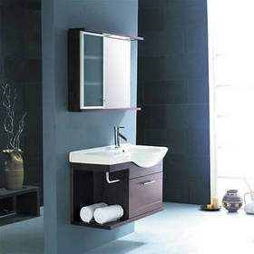 Комплект мебели для ванной CRW GSP02 L