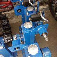 Гидробак с кронштейном насоса-дозатора МТЗ-80.82 (ГОРу)